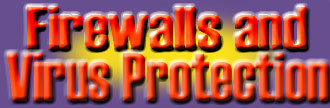 The Firewalls and Virus Protection Security Alert Blog