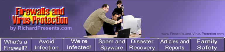 We Have To Stop this SPAM to Get Rid of the Spyware