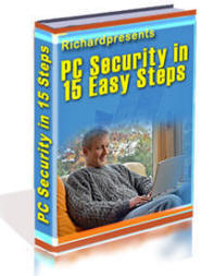 PC Security in 15 easy steps