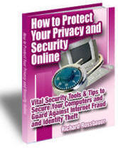 How to Proect Your Privacy and Security Online - eBook